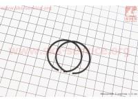 Кольца поршневые 38х1,2мм MS-180/181 [NOKER]