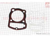 Прокладки поршневой к-кт CB-150cc [Китай]