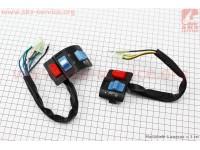 Viper - Navigator Блок кнопок на руле левый + правый к-кт [Китай]