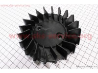 Крыльчатка магнето (охлаждения) Suzuki AD50 [Китай]