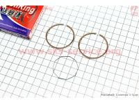Кольца поршневые Suzuki AD50 41мм STD [HAORUN]