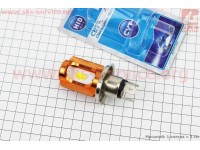 Лампа фары диодная H4 - LED-1  [CYT]