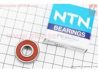 Подшипник на MTB задней, передней втулки пром-подшипник (10*26*8) 6000 2RS [NTN]