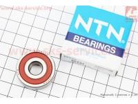 Подшипник на MTB задней, передней втулки пром-подшипник (10*30*9) 6200 2RS [NTN]