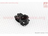Вынос руля МТВ 28,6x31,8х35мм, алюминиевый, черный AS-M05 [UNO]