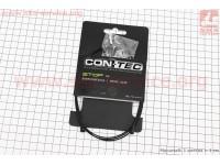 Трос тормозной 1350мм универсальный МТВ/ШОССЕ с концевиком, нержавейка, тефлоновое покрытиe, черный Slick Stainless with Teflon CP-B3/B4 [CON-TEC]