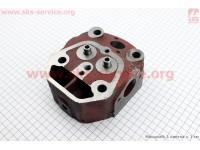 Головка цилиндра R175A пустая (с форкамерой)  [Китай]