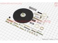 Ремонтный комплект карбюратора КМП 100-АР (В-45) ДРУЖБА, 41 деталь [Китай]