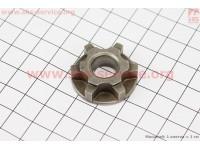 Звезда цепи 3/8-6 (D=30мм, d=12мм, H=10mm)