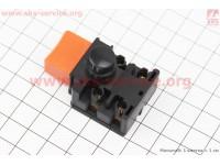 Кнопка-выключатель с фиксатором Тип №4