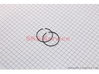 Кольца поршневые 4500 43х1,2мм [Китай]