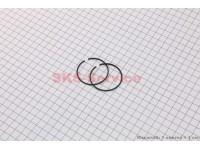 Кольца поршневые 5200 45мм