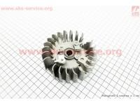 """Ротор магнето + """"собачка (метал)"""" в сборе 4500/5200 [Китай]"""