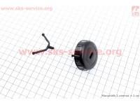 Пробка бака топливного, масляного MS-170/180 [Китай]