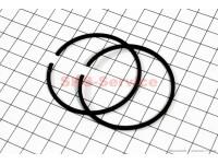 Кольца поршневые 52х1,5мм MS-380  [Китай]