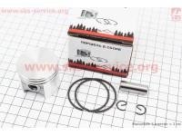 Поршень, палец, кольца, к-кт MS-230 40мм (палец 10мм)