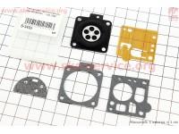 Ремонтный комплект карбюратора MS-380/381, 5 деталей [Китай]