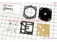 Ремонтный комплект карбюратора MS-280/341/361/440/460, 8 деталей [Китай]