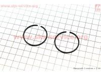 Кольца поршневые 36мм
