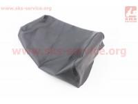 Чехол сиденья (эластичный, прочный материал) черный [Украина]