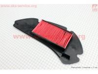 Фильтр-элемент воздушный (пластик)  Honda SH125/150 [Китай]