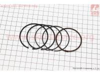 Кольца поршневые 110сс 52,4мм +0,25 [Китай]