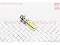Лампа фары диодная P15D-25-3 - LED-4 [Китай]