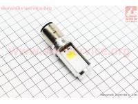 Лампа фары диодная BA20D - LED-2 [Китай]