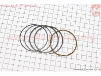 Кольца поршневые 150сс 57,4мм +0,25 [VLAND]