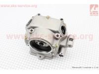 Головка цилиндра в сборе CB-250cc полный к-кт - водяное охлаждение, тип1 [Китай]