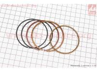 Кольца поршневые 150cc 62мм STD [B-cycle]