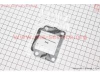 Прокладка клапана лепесткового Yamaha 2JA [SALO]