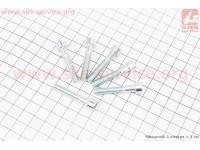 Болт крепления картера Yamaha JOG - к-кт 6шт [Китай]