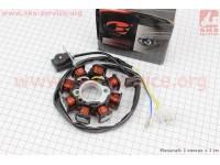 """Статор магнето Honda DIO AF34/35 (фишка """"2+1"""") [B-cycle]"""