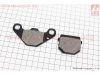 Тормозные колодки передние дисковые Suzuki AD50 [VLAND]