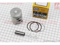 Поршень, кольца, палец к-кт Honda DIO50 39мм +0,50 (JCC) (палец 12мм) [VLAND]