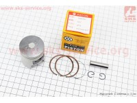 Поршень, кольца, палец к-кт Honda TACT (SA50) 41мм STD (палец 10мм) [VLAND]