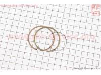 Кольца поршневые Suzuki AD50 41мм +0,50 [VLAND]