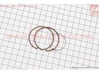 Кольца поршневые Suzuki AD50 41мм +0,75 [VLAND]