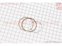 Кольца поршневые Honda DIO ZX50 40мм +0,50 (омедненные) [VLAND]