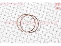 Кольца поршневые Suzuki AD100 52,5мм +0,25 [VLAND]