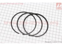 Кольца поршневые 180F 80мм STD [Китай]