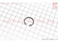 Кольцо стопорное поршневого пальца Ø20мм 182F/188F/190F [Китай]