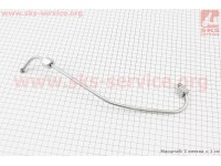 Трубка топливная метал (насос - форсунка) ZS1100 Тип №2 [Китай]
