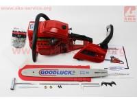"""Бензопила GoodLuck GL4500M 45cc (2кВт. шина 18""""), в коробке по 2шт. ЦЕНА ЗА 1ШТ!!! [Китай]"""