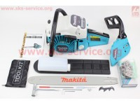 """Бензопила Makita DCS 55 52cc (3,6кВт, шина 18""""), с подкачкой, плавный пуск, отличное качество [Китай]"""
