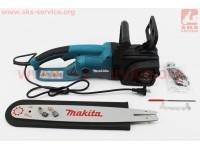 """Электропила Makita UC4030A (2,2кВт. шина 16"""", цепь 3/8""""-1,3mm-59зв. круг. зуб) прямая, 100% КОПИЯ [Китай]"""
