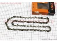"""Цепь 3/8""""-1,3mm-57зв. квад. зуб (на Partner-16""""), упаковка REZER, отличное качество [REZER]"""