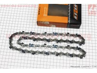 """Цепь 3/8""""-1,3mm-52зв. квад. зуб (на Partner-14""""), упаковка REZER, отличное качество [REZER]"""