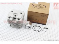 Цилиндр к-кт (цпг) 42мм (палец 10мм) Stihl FS-450 [SABER]